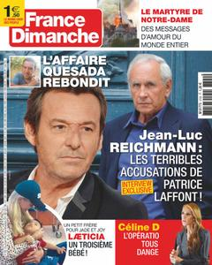 France Dimanche - 19 avril 2019