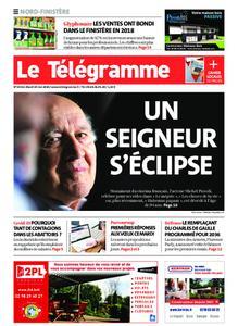 Le Télégramme Brest Abers Iroise – 19 mai 2020