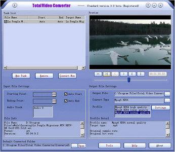 E.M. Total Video Converter HD 3.61.100319 + Portable