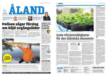 Ålandstidningen – 10 januari 2018