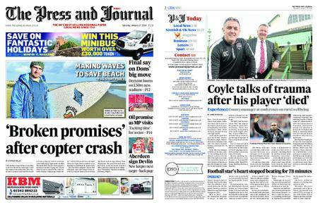 The Press and Journal Moray – January 27, 2018