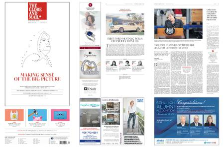 The Globe and Mail – March 09, 2019