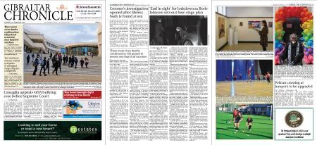 Gibraltar Chronicle – 23 February 2021
