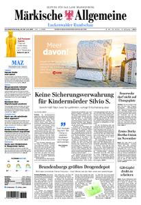 Märkische Allgemeine Luckenwalder Rundschau - 29. Juni 2019