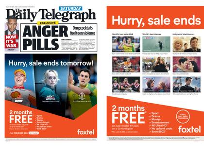 The Daily Telegraph (Sydney) – June 29, 2019