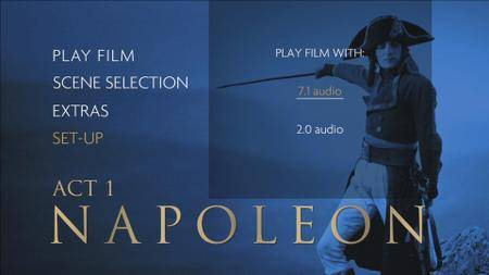 Napoleon / Napoléon vu par Abel Gance (1927)