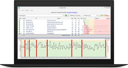 PingPlotter Pro 5.5.4.3687 Portable