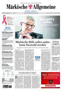 Märkische Allgemeine Prignitz Kurier - 01. Dezember 2017
