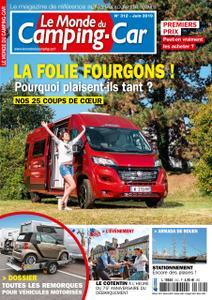Le Monde du Camping-Car - juin 2019