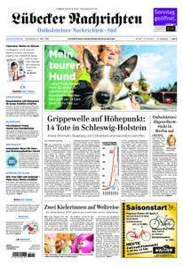 Lübecker Nachrichten Ostholstein Süd - 10. März 2018