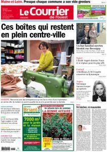Le Courrier de l'Ouest Angers - 10 mars 2018