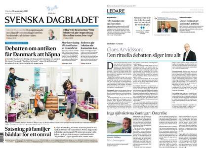 Svenska Dagbladet – 30 september 2019