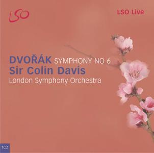 Sir Colin Davis, London Symphony Orchestra - Dvorak: Symphony No 6 (2005) MCH SACD ISO + Hi-Res FLAC
