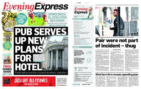 Evening Express – July 26, 2019