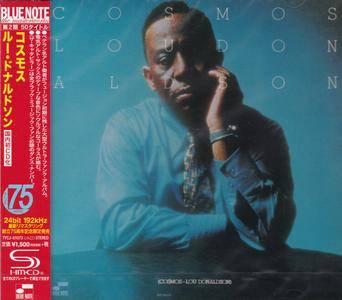 Lou Donaldson - Cosmos (1971) {2014 Japan SHM-CD Blue Note 24-192 Remaster}