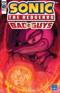 Sonic The Hedgehog-Bad Guys 001 2020 Digital AnHeroGold