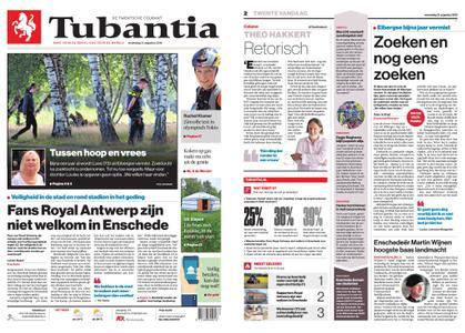 Tubantia - Enschede – 21 augustus 2019
