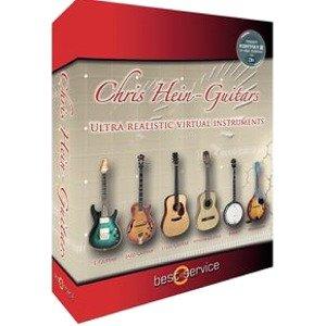 Best Service Chris Hein Guitars VSTi DXi RTAS AU Hybrid DVDR