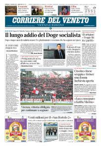 Corriere del Veneto Vicenza e Bassano – 12 maggio 2019