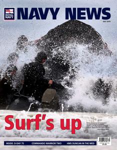 Navy News - July 2019