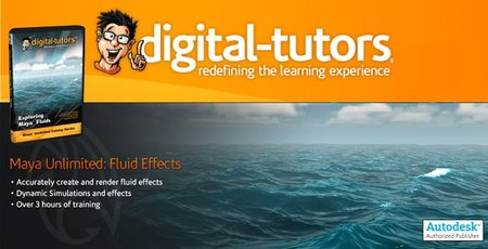 Digital Turtors - Maya Unlimited: Fluid Effects