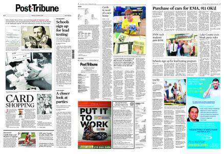 Post-Tribune – October 09, 2017
