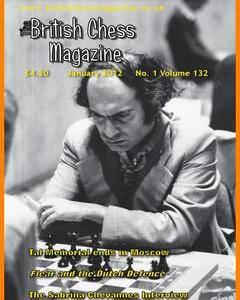 British Chess Magazine • Volume 132 • January 2012
