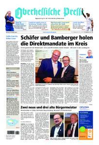 Oberhessische Presse Marburg/Ostkreis - 29. Oktober 2018