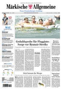 Neue Oranienburger Zeitung - 23. Juli 2018