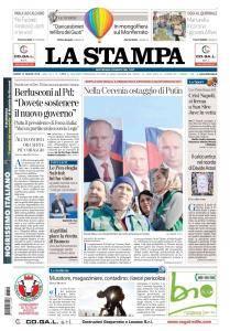 La Stampa Imperia e Sanremo - 12 Marzo 2018