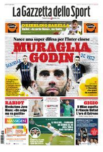 La Gazzetta dello Sport Roma – 02 luglio 2019