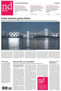 Neues Deutschland - 23 Juli 2021