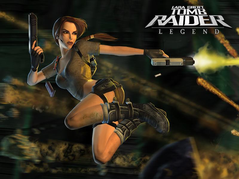 Tomb Raider Legend for X-box