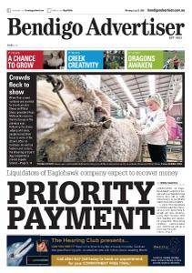 Bendigo Advertiser - July 23, 2018