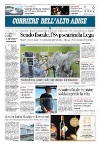 Corriere dell'Alto Adige – 20 dicembre 2019