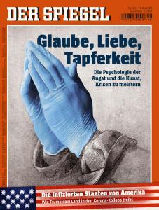 Der Spiegel - 11 April 2020