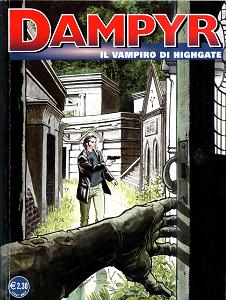 Dampyr - Volume 45 - Il Vampiro Di Highgate