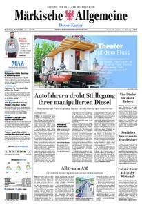 Märkische Allgemeine Dosse Kurier - 17. Mai 2018