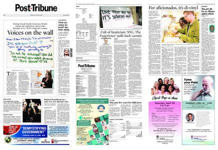 Post-Tribune – April 25, 2018
