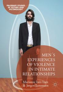 Men's Experiences of Violence in Intimate Relationships (Repost)