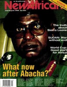 New African - JulyAugust 1998
