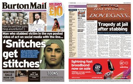 Burton Mail – January 08, 2020
