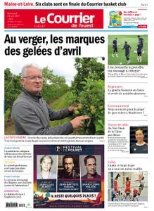 Le Courrier de l'Ouest Cholet – 23 juin 2021