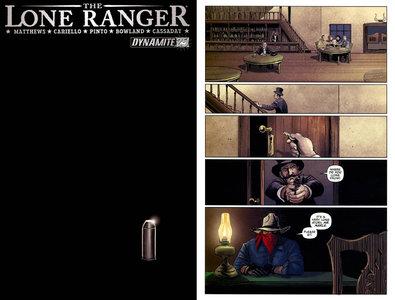 The Lone Ranger #25 (2011)