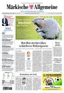 Neue Oranienburger Zeitung - 09. Juni 2018