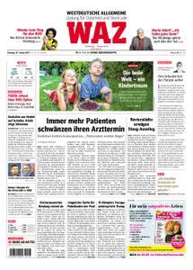 WAZ Westdeutsche Allgemeine Zeitung Oberhausen-Sterkrade - 19. Februar 2019