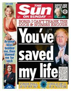 The Sun UK - 12 April 2020