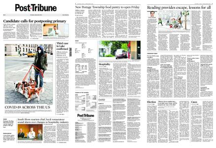 Post-Tribune – March 19, 2020