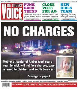 The Citizens' Voice - February 9, 2017