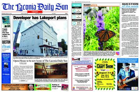 The Laconia Daily Sun – July 30, 2019